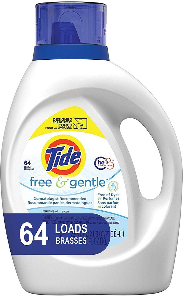 Tide 洗衣液超大瓶 100oz装