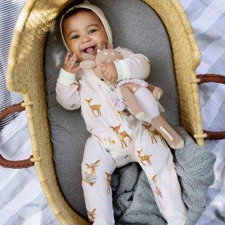 7.5折 宽松款睡衣超受欢迎Burt's Bees Baby官网 有机棉儿童服饰全场热卖