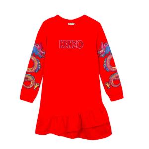 低至5折Nordstrom 儿童促销区热卖 封面 Kenzo 女童连身裙$95.04