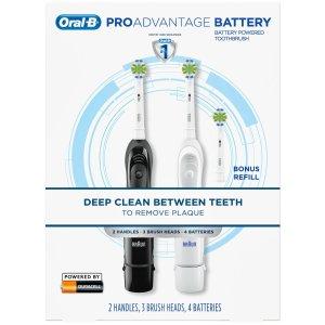 Oral-B电动牙刷组合