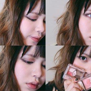 粉嫩妆容让你一秒变可爱日系女孩!