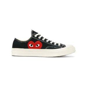 COMME des GARCONS3/5/6/8-11x Converse 合作款帆布鞋