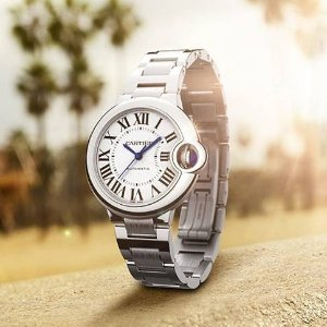 Up to 28% Off + EXTRA $50 OfF CARTIER Watches @ JomaShop.com