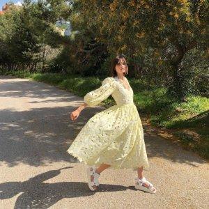 3折起 VLTN蕾丝裙$365Net-A-Porter 绝美连衣裙反季特惠 时尚博主同款直降$800+