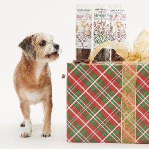 满$45享8折Barkshop 全场狗狗零食、玩具节日促销