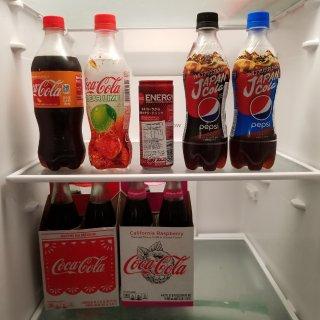 可乐解锁新口味,一口气满足你各种味蕾