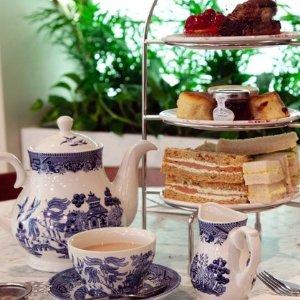 £24起打卡近Harrods英伦人气下午茶2-4人Richoux套餐热卖中 伦敦和朴茨茅斯3分店可选