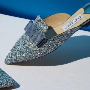 低至3折 Gala款收起来最后几小时:Jimmy Choo 人气仙女美鞋热卖 拉长腿型就是现在