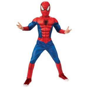 Marvel儿童 蜘蛛侠 万圣节装扮服