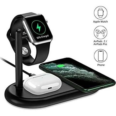 Yootech 3 in 1 Wireless Charger