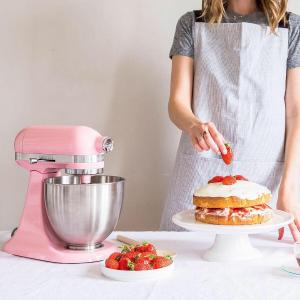 最低至5折KitchenAid 顶级高颜值网红厨房料理机