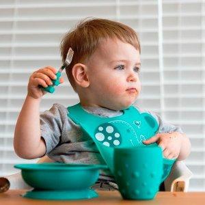 8折新品上市:Marcus & Marcus 儿童硅胶餐具、戏水玩具等特卖