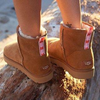 低至6折 驼色短款雪地鞋$79起UGG 精选热卖 经典款雪地靴多款码全 冬日保暖神器