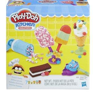 低至$4.94 多款史低Play-Doh 儿童彩泥玩具,捏出多彩世界