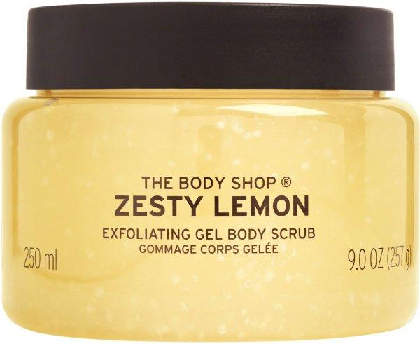 限量版Zesty柠檬磨砂