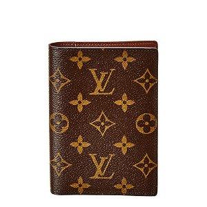Louis Vuitton护照夹卡包