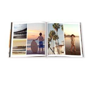 Free20-page 8x11 Hardcover Photo Book @ Snapfish
