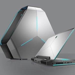 Alienware i5+1070只需$999Dell 网购周 笔记本电脑 游戏主机促销