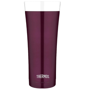 $9.99Thermos 16 Ounce Vacuum Insulated Stainless Steel Travel Tumbler, Burgundy @ Amazon
