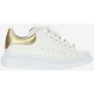 Alexander McQueen男款小白鞋