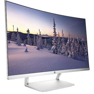 $129.99HP HP27SC1 27 Curved LED Monitor