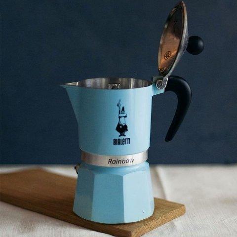 正价款2件7折 折扣区6折起Bialetti 摩卡壶、mini咖啡机等本周特卖 奶泡机变相$48收