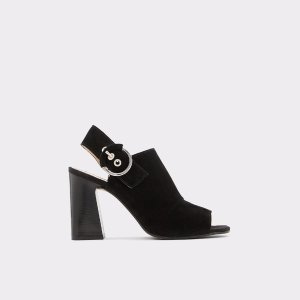 AldoElalyan Black Other Women's Heeled sandals | Aldoshoes.com US