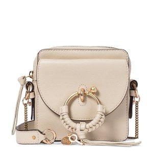 See by ChloeJoan Mini leather camera bag