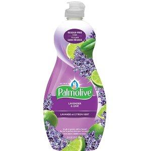 Palmolive超强洁净洗洁精 591 mL 薰衣草 柠檬香