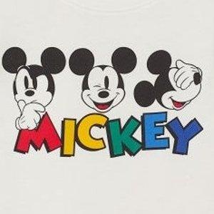 €9.99收米奇小圆饼挎包H&M X Disney 联名 米奇米妮谁能不爱 更有小鹿斑比等你来