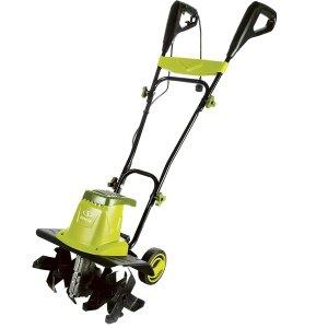 $98.10Sun Joe TJ604E 16-Inch 13.5 AMP Electric Garden Tiller/Cultivator,Black