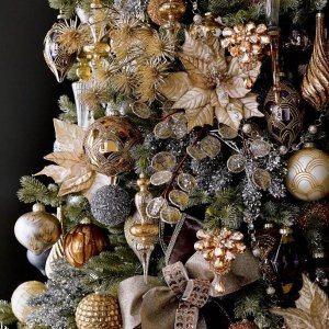 Gilded Elegance Ornament Collection | Frontgate