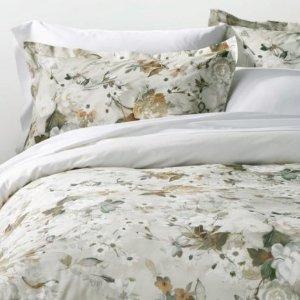 $49.99(原价$149.99)Distinctly Home 全棉印花枕套被套3件套 (3色可选)