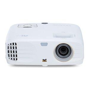 $899 (原价$1252.43)闪购:ViewSonic 4K 2200流明 HDR 4K 超宽色域投影仪