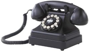 $39.99Crosley CR62-BK Kettle Classic Desk Phone with Push Button Technology