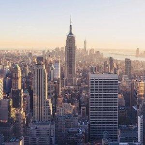 额外9.5折或满$250减$25纽约热门酒店预订限时折上折