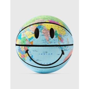 10% off first orderChinatown Market Smiley Earth Basketball