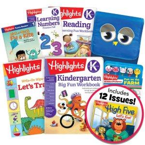 Kindergarten练习册套装