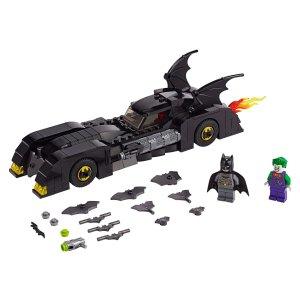 Lego蝙蝠战车 追逐Joker 76119