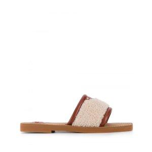 ChloeWoody木底凉鞋