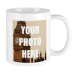 cafepressYour Photo Here Personalize It! Mugs on CafePress.com