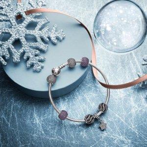 满$150送精美圣诞铃铛Pandora官网 圣诞系列首饰、配饰热卖