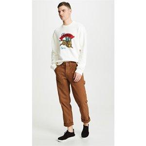 KenzoJumping Tiger Sweater