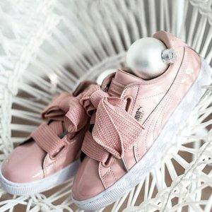 $44.99Puma Basket Heart Sneakers on Sale