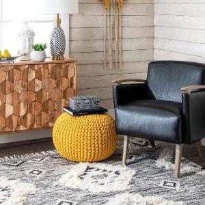 低至5折 仿真植物$35起限今天:The Home Depot 精美家居装饰品、保暖盖毯促销