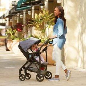 5折购买任意游戏床、高脚椅和摇篮即将截止:GRACO官网 买童车+座椅旅行系统享优惠