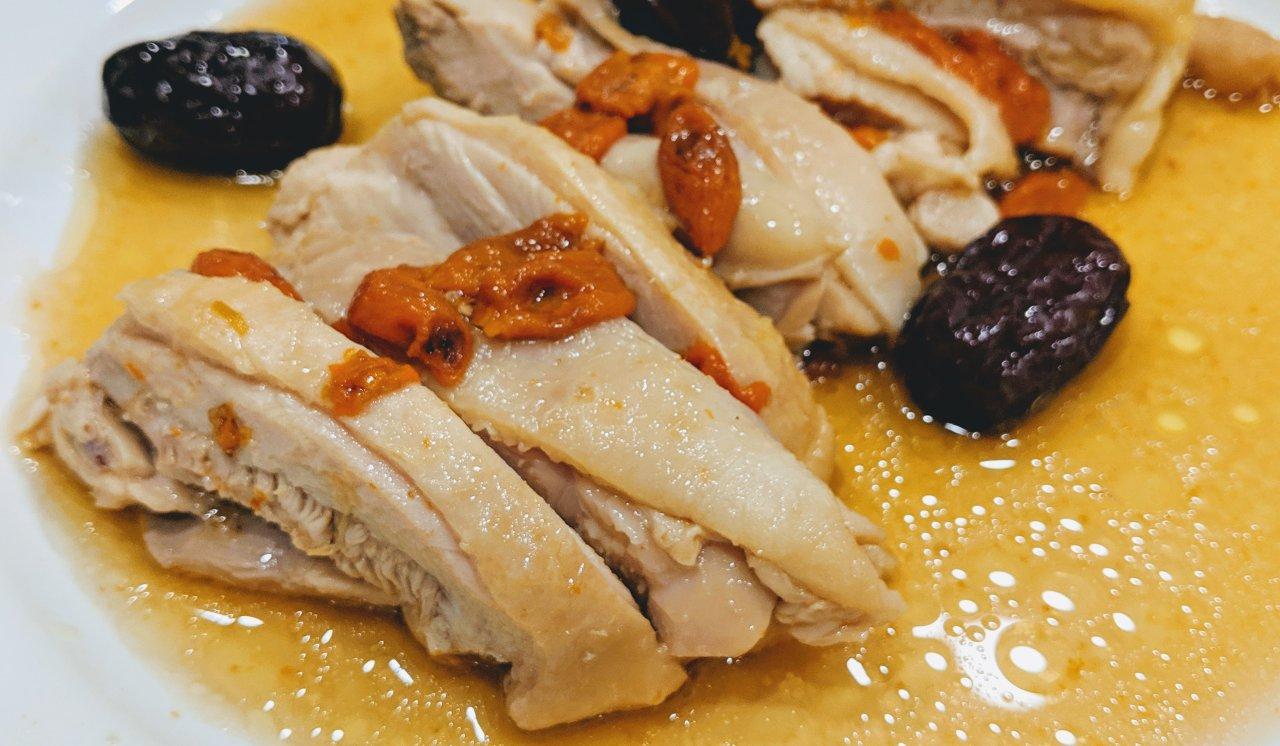 Instant Pot食谱 | 简单到不可思议& 鲜嫩多汁入味的贵妃醉鸡来一盘
