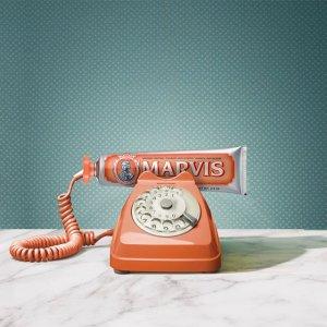 线上折扣+额外7.4折MARVIS 牙膏中的爱马仕 多个味道可选 好好护理口腔哦