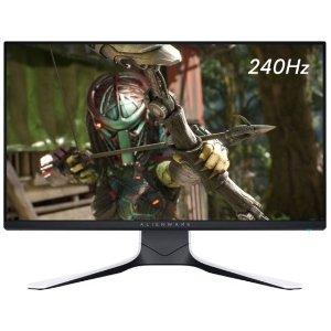 """$269.99 1ms Fast IPS比黑五低:Alienware AW2521HFL 25"""" 1080P 240Hz IPS 电竞显示器"""