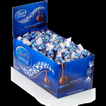 LINDOR 黑巧克力120颗 派对分享装
